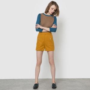 High Waist Shorts MADEMOISELLE R