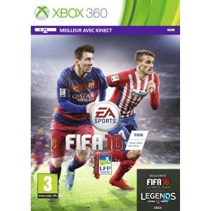 FIFA 16 XBOX 360 EA ELECTRONIC ARTS