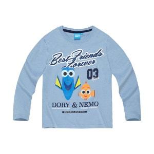 Tee-shirt Manches Longues Garçon LE MONDE DE DORY