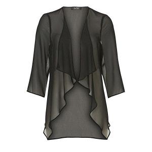 gilet femme noir habille la redoute. Black Bedroom Furniture Sets. Home Design Ideas