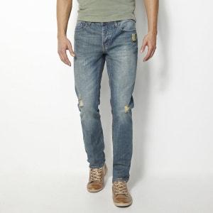 Jeans corte loose, para homem SOFT GREY