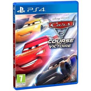 Cars 3 : Course Vers la Victoire PS4 WARNER BROS. INTERACTIVE