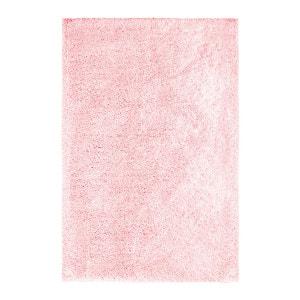 Tapis en polyester doux shaggy rose Wow DELADECO