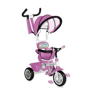 Tricycle Evolutif Pour Bébé / Enfant B313a 1-4 Ans Rose LORELLI