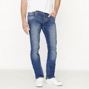 Jjiclark Original Stretch Cotton Straight Cut Jeans JACK & JONES