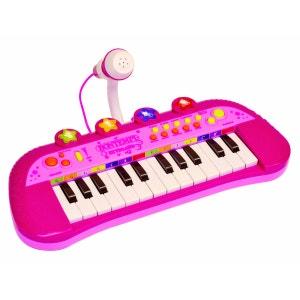 Clavier électronique 24 touches avec micro IGirl BONTEMPI