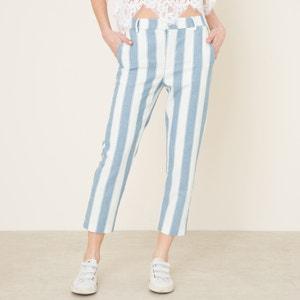 Rechte jeans DEBBIE MATRASS TRUE NYC