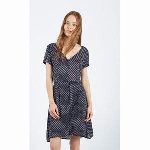 Vestido Raspberry Printed Dress COMPANIA FANTASTICA
