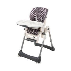 chaise haute b b pu riculture la redoute. Black Bedroom Furniture Sets. Home Design Ideas
