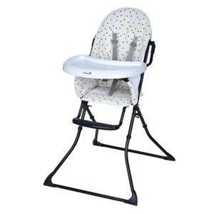 Chaise haute Safety 1st 'Kanji' - Gris NUNA
