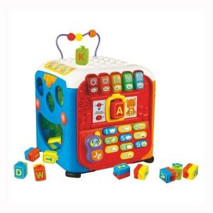 Maxi cube multi-activités VTECH