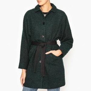 Manteau à ceinture VEVE BELLEROSE