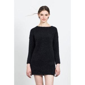 Sukienka sweter, długie rękawy, LIVORNO DRESS COMPANIA FANTASTICA