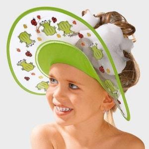 BABY-WALZ Visière anti-shampooing « Grenouille » accessoires de bain BABY-WALZ