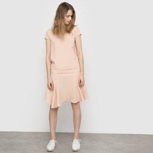 1930s Style Short-Sleeved Dress MADEMOISELLE R