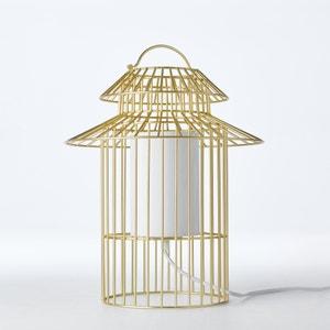 Tischleuchte für Kinder, Vogelkäfig
