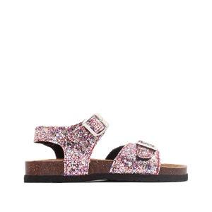 Sandaletten mit Pailletten La Redoute Collections