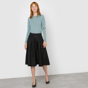 Jacquard Midi Skirt MADEMOISELLE R