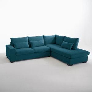 Canapé d'angle Odessa, Bultex, coton & lin, La Redoute Interieurs