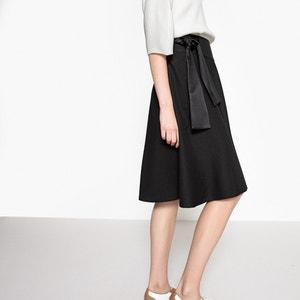 Tie Side Midi Skirt MADEMOISELLE R