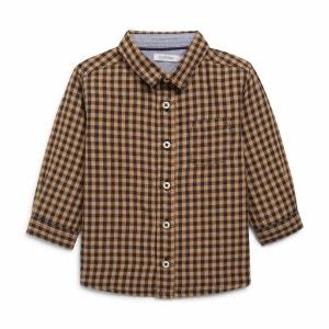 Chemise à carreaux BOUT'CHOU