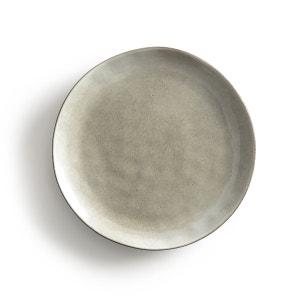 Assiette plate en grès Horciag (lot de 4) AM.PM