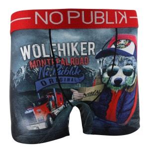 Boxer Microfibre Enfant Wolfhiker NO PUBLIK