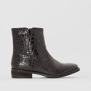 Boots cuir Country LES TROPEZIENNES PAR M.BELARBI