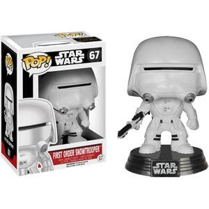 Star Wars Episode VII POP! Vinyl Bobble Head First Order Snowtrooper 10 cm FUNKO