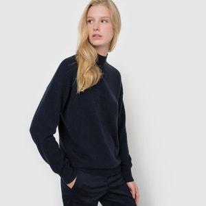 Jersey de cuello alto de lana cachemir atelier R