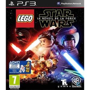 LEGO Star Wars : Le Réveil de la Force PS3 WARNER BROS. INTERACTIVE