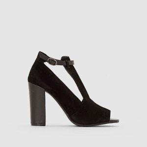 Sandale talon haut bride à boucle R Edition