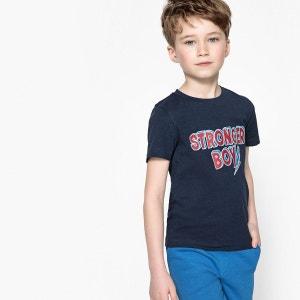 T-shirt imprimé 3-12 ans La Redoute Collections