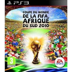 Coupe du Monde de la FIFA : Afrique du Sud 2010 PS3 EA ELECTRONIC ARTS