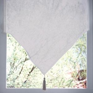 Jubba Tassel Trim Single Curtain Panel La Redoute Interieurs