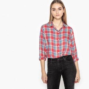 Chemise  col polo,  chemise imprimé à carreaux LEVI'S