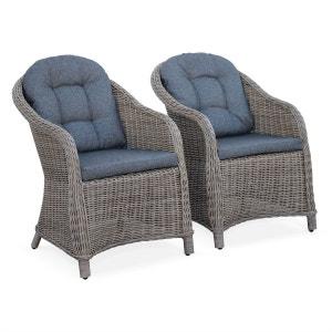 chaise fauteuil banc de jardin la redoute. Black Bedroom Furniture Sets. Home Design Ideas