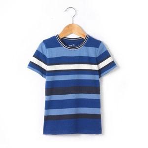 Gestreept T-shirt 3-12 jr abcd'R