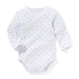 Body recém-nascido em algodão bio, 0 mês-3 anos (lote de 3) R essentiel