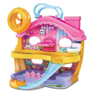 Coffret Hamsters in a house : La grande maison SPIN MASTER