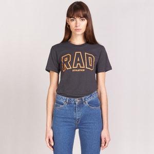 T-Shirt mit rundem Ausschnitt RAD