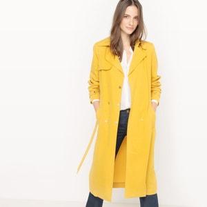Long Trench Coat, 100% Lyocell atelier R