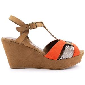 Chaussures compensées Angie EXCLUSIF PARIS