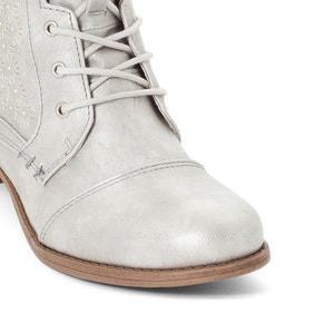 Boots à lacets 115743 MUSTANG SHOES