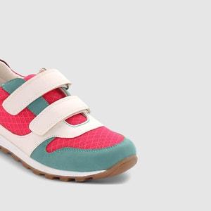 Zapatillas con tiras autoadherentes para niño La Redoute Collections