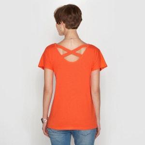 T-shirt coton/Modal ANNE WEYBURN