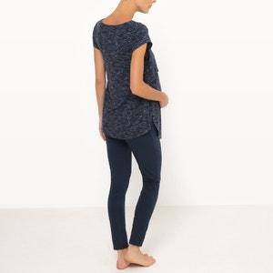 Pijama para grávida e amamentação COCOON