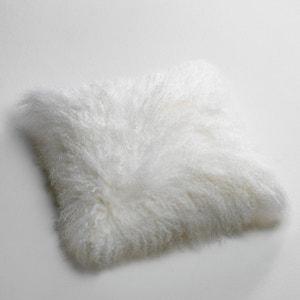 Kussenhoes in wol van Mongolië, Osia La Redoute Interieurs