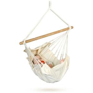 Chaise hamac pour bébé Yayita en coton bio LA SIESTA