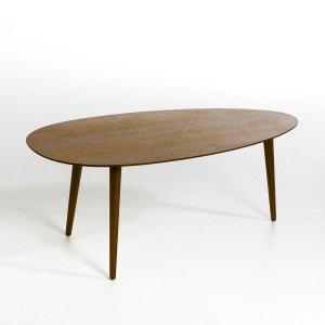 Table basse plaqué noyer/noyer L120 cm, Flashback AM.PM